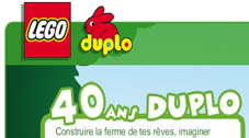 Lego Duplo, Programmation, <a href='http://www.kaledo.fr/webdesign-animationflash.php' class='blanc13'>Animation flash</a>